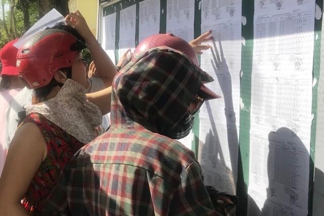 Điểm chuẩn vào lớp 10 Trường THPT chuyên Lam Sơn - 2