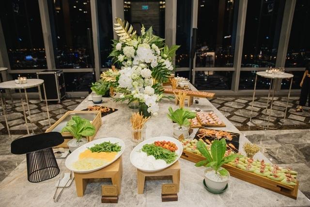 Đầu bếp lừng danh David Rocco chủ trì dạ tiệc giao lưu văn hóa Việt - Ý - 5
