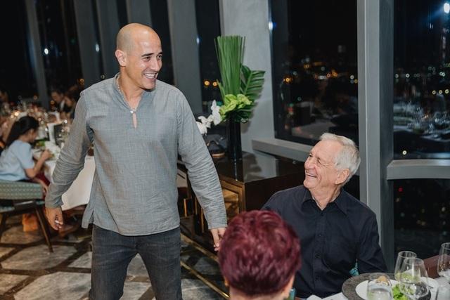 Đầu bếp lừng danh David Rocco chủ trì dạ tiệc giao lưu văn hóa Việt - Ý - 9
