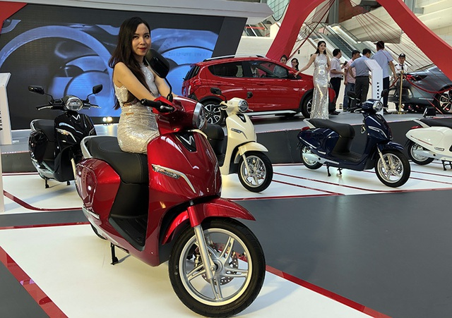 Khai mạc triển lãm Auto Expo 2019 tại Hà Nội - 4