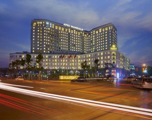 Tận hưởng không gian khách sạn 5 sao đẳng cấp nhất Bắc Ninh - 1