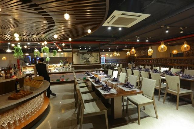 Tận hưởng không gian khách sạn 5 sao đẳng cấp nhất Bắc Ninh - 9