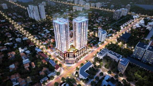 Giới đầu tư Hà Nội chuộng căn hộ cao cấp cho người nước ngoài thuê - 1