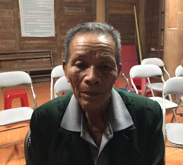 Gần 24 giờ truy bắt cụ ông 80 tuổi nghi chém chết con trai - 1