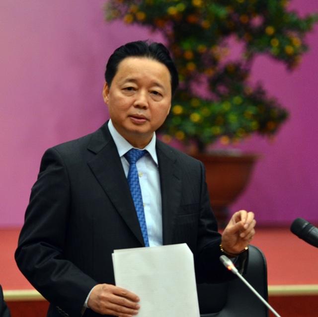 Bộ trưởng bộ Tài Nguyên-Môi trường đề nghị cấm khai thác cát sỏi vào ban đêm - 1