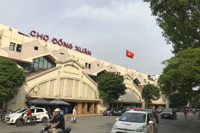 Thăm những ngôi chợ lâu đời nổi tiếng ở Hà Nội - 1