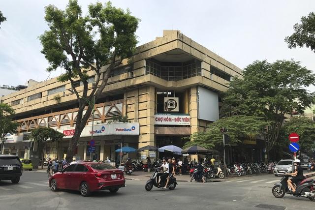 Thăm những ngôi chợ lâu đời nổi tiếng ở Hà Nội - 11