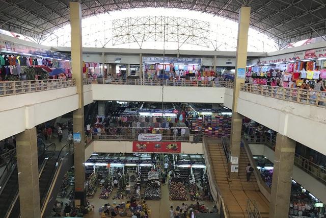 Thăm những ngôi chợ lâu đời nổi tiếng ở Hà Nội - 2