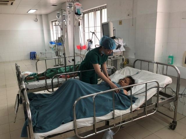 Cứu sống bệnh nhân quốc tịch Campuchia bị xuất huyết đa cơ quan rất nặng - 1