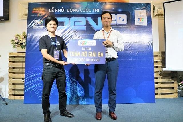 Vinmec và FPT IS tài trợ cho cuộc thi lập trình kỷ niệm 20 năm FPT Aptech - 3