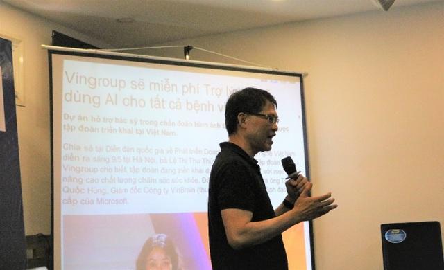 Vinmec và FPT IS tài trợ cho cuộc thi lập trình kỷ niệm 20 năm FPT Aptech - 4