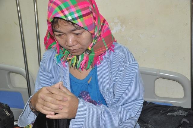 Rớt nước mắt nữ sinh dân tộc Thái cầu xin làm thuê kiếm tiền chăm mẹ trong viện - 6
