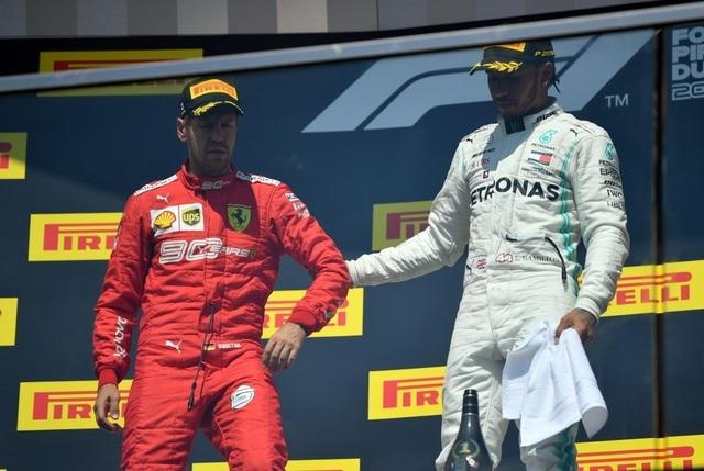 Khẩu chiến sau chặng F1 Canada: Người về nhất lại không phải người chiến thắng - 1