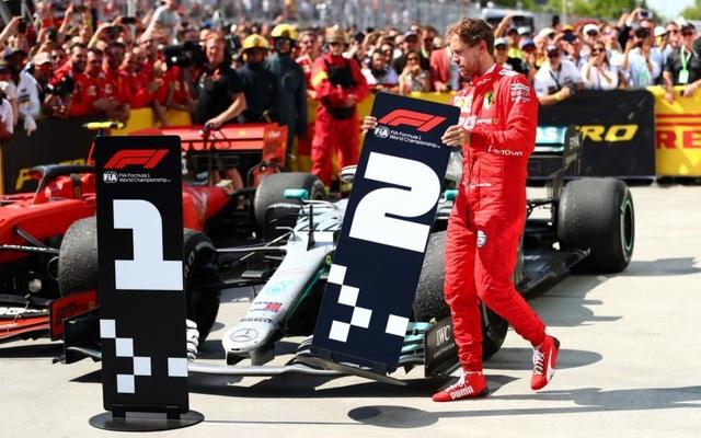 Khẩu chiến sau chặng F1 Canada: Người về nhất lại không phải người chiến thắng - 2