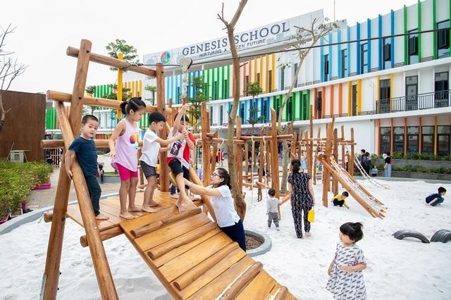 Genesis School - Khởi nguyên xanh cho thế hệ tương lai - 3