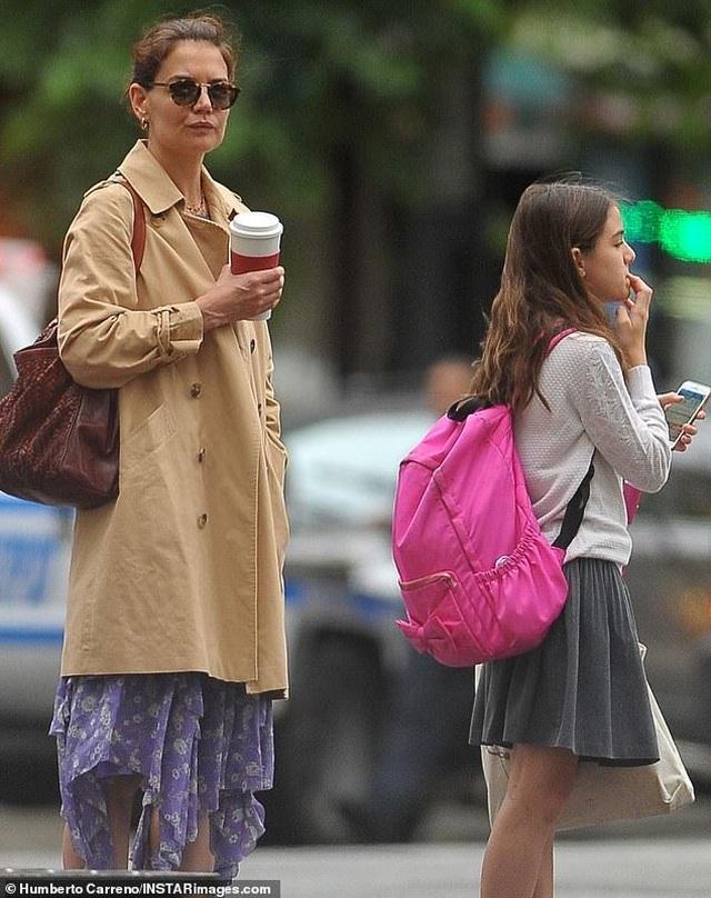 Hình ảnh hiếm hoi về con gái Tom Cruise - 3
