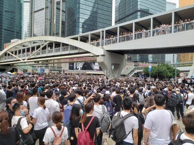 Làn sóng biểu tình tại Hong Kong giữa tranh cãi về dự luật dẫn độ - 2