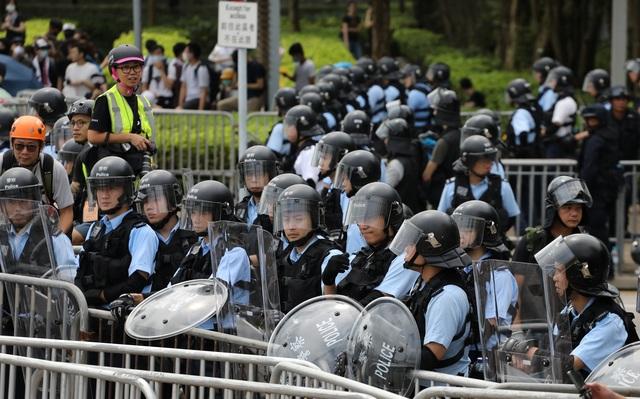 Làn sóng biểu tình tại Hong Kong giữa tranh cãi về dự luật dẫn độ - 5