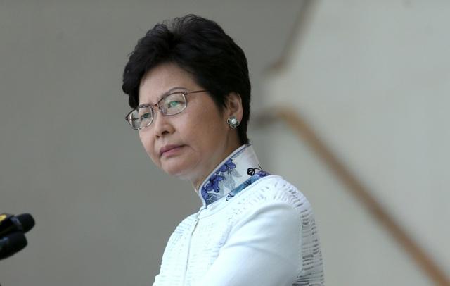 Lãnh đạo Hong Kong bị đe dọa vì dự luật dẫn độ - 1