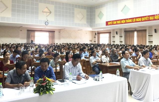 Kỳ thi THPT Quốc gia 2019 tại Quảng Nam