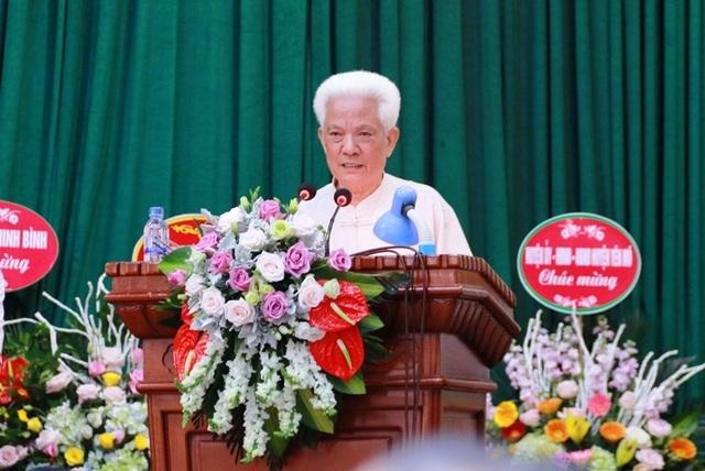 Hội Khuyến học Ninh Bình long trọng kỷ niệm 20 năm thành lập - 3