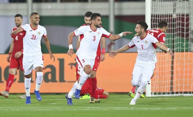 Thắng Indonesia 4-1, Jordan vào nhóm hạt giống số 2 vòng loại World Cup - 1