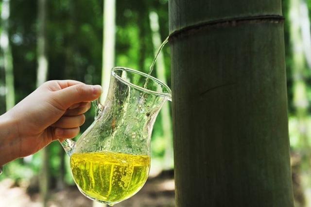 Làm rượu từ ống tre siêu độc đáo của người Trung Quốc - 4
