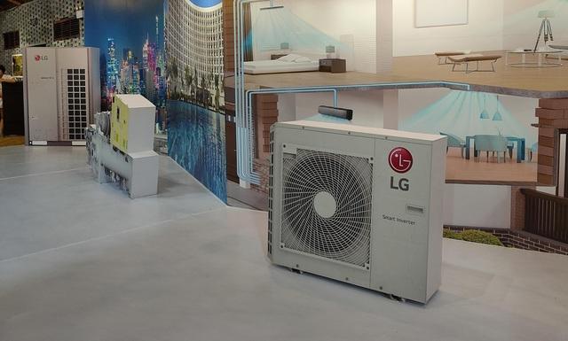 LG giới thiệu loạt giải pháp điều hòa và thanh lọc không khí tại Việt Nam - 2