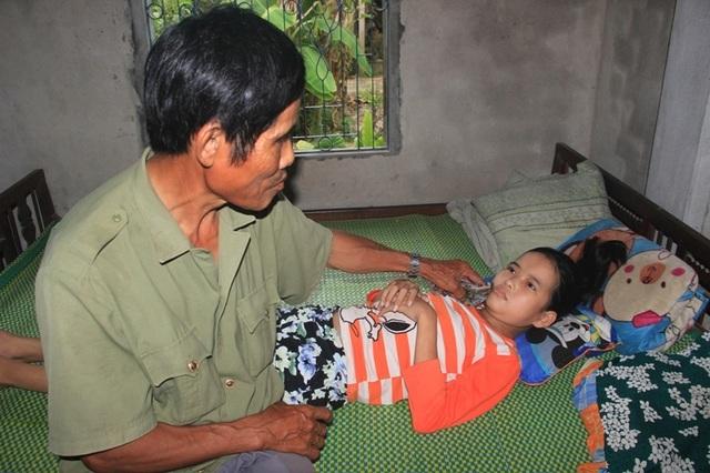Đau lòng chuyện người cựu binh nguyện hiến thận để cứu con - 8