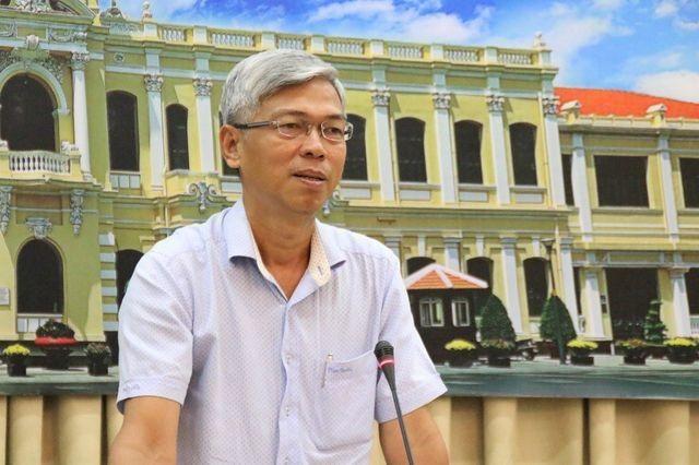 """TPHCM chi gần 500 tỷ đồng nâng đường Nguyễn Hữu Cảnh, số phận máy bơm """"siêu khủng"""" ra sao? - 3"""