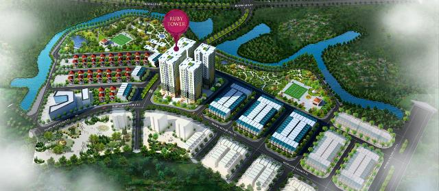 Có gì HOT tại dự án Ruby Tower sắp mở bán ở Thanh Hóa? - 2