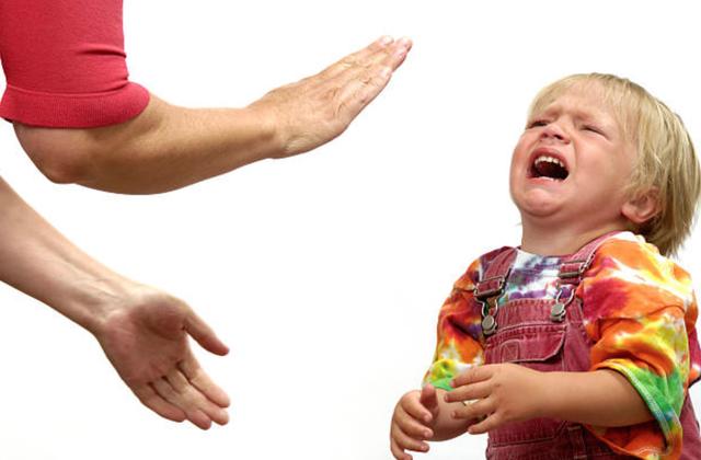 Mách nước mẹ và bé cùng chế ngự cơn giận dữ - 1