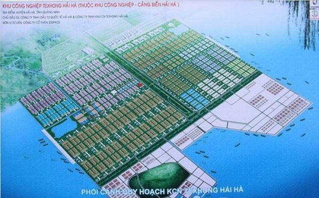 Buộc ngừng thi công Dự án nhà máy vải triệu đô của doanh nghiệp Trung Quốc - 2