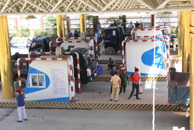Hòa Bình báo cáo Thủ tướng tình hình phức tạp tại trạm BOT Hòa Lạc - Hòa Bình - 1