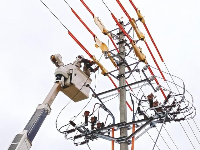 Lượng điện tiêu thụ tăng cao cùng nắng nóng - 2