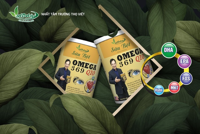 Sữa bột Omega 3 6 9 Q10 sản phẩm không thể thiếu cho mỗi gia đình Việt - 1