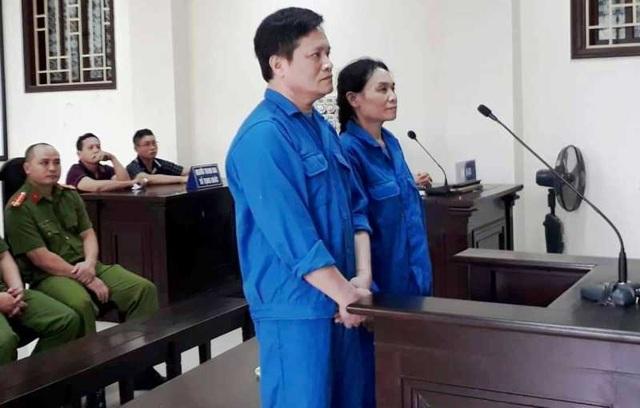 Lạm dụng tín nhiệm chiếm đoạt tài sản, đôi vợ chồng lĩnh án 27 năm tù giam - 1