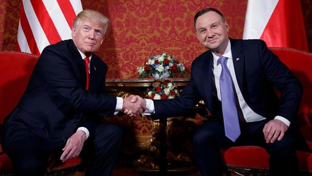 Chuyến thăm Mỹ không như kỳ vọng của Tổng thống Ba Lan - 1
