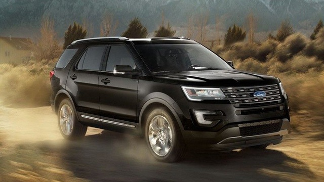 Ford triệu hồi 1,2 triệu xe Explorer sản xuất tại Mỹ - 1