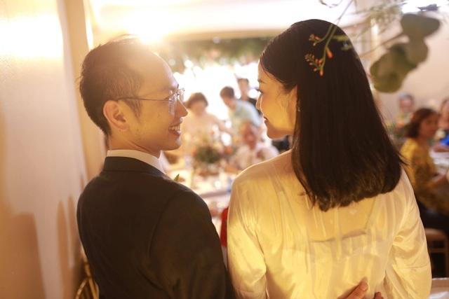 Tiết lộ hình ảnh lễ ăn hỏi của cặp đôi trai tài - gái đẹp của VTV - 9