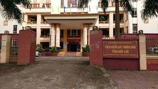 Nguyên Viện trưởng VKSND tỉnh Đắk Lắk bị đề nghị kỷ luật - 1