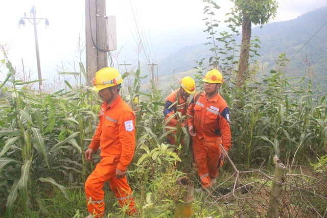 Ngành Điện Lào Cai thắp sáng vùng biên cương - 2