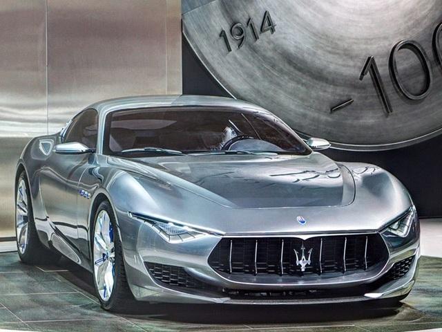 Maserati không muốn sản xuất xe nhỏ, giá rẻ - 1