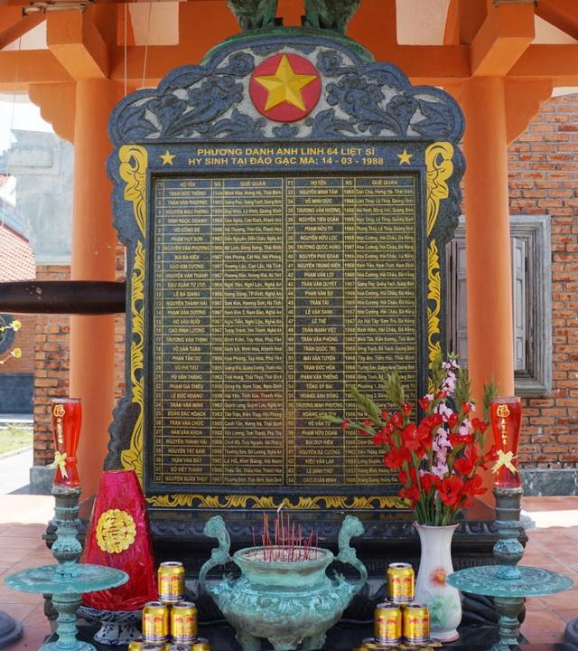 Bài diễn văn xúc động tưởng niệm các liệt sĩ hi sinh ở Trường Sa 31 năm trước - 7