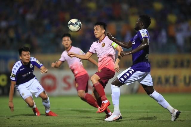 Đỗ Hùng Dũng lập công, CLB Hà Nội thắng dễ Sài Gòn FC - 1