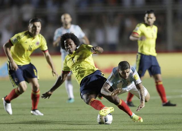 Argentina - Colombia: Niềm tin vào Lionel Messi - 3