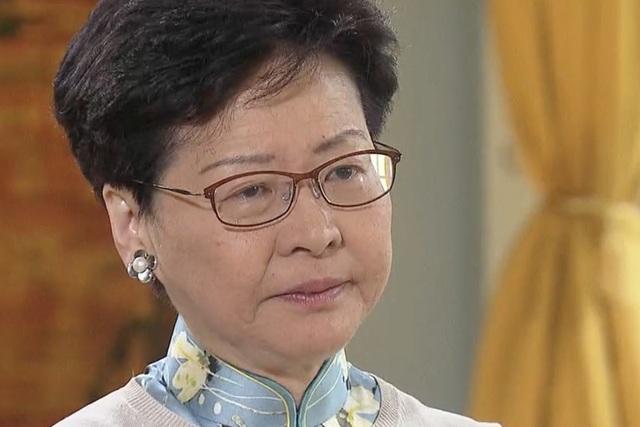 Lãnh đạo Hong Kong rơi nước mắt, tuyên bố không rút lại dự luật dẫn độ - 1