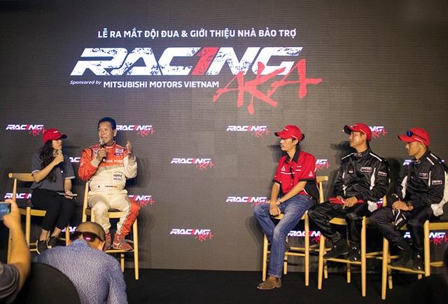 Đội đua xe chuyên nghiệp tại việt nam