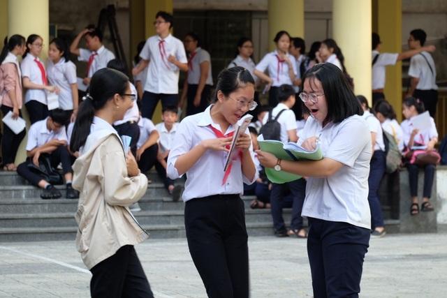 Đà Nẵng:Dự kiến ngày 15/6 có điểm thi lớp 10 - 1