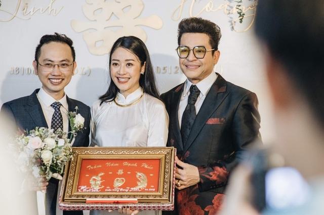 Tiết lộ hình ảnh lễ ăn hỏi của cặp đôi trai tài - gái đẹp của VTV - 11